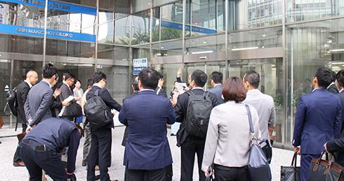 Funai モデル事務所視察ツアーに会員価格でご参加