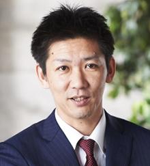 米田 貴虎 氏
